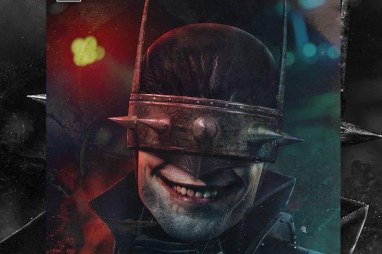 Así se vería Robert Pattinson como The Batman Who Laughs