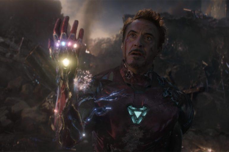 Video: Éste es el último día de Robert Downey Jr. como Iron Man