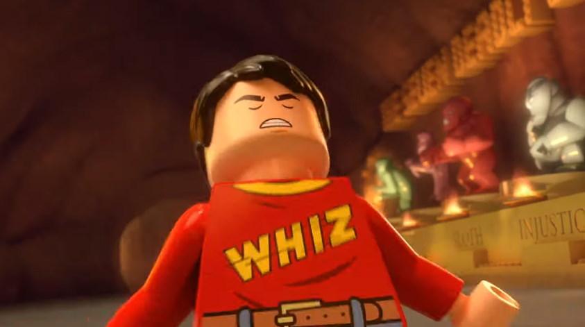 ¡Diviértete con el tráiler de Shazam!: Magic and Monsters!
