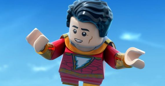 ¡Diviértete con el tráiler de Shazam!: Magic and Monsters!