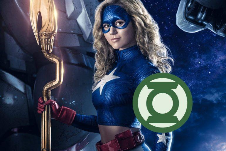 ¡Stargirl contará en su serie con Green Lantern!