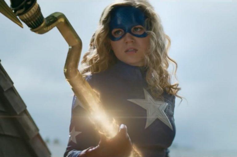 Stargirl ofrece nuevo vistazo a la nueva Justice Society of America