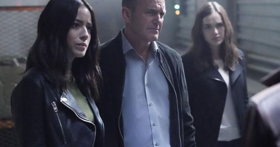 Aquí el teaser de la temporada final de Agents of SHIELD