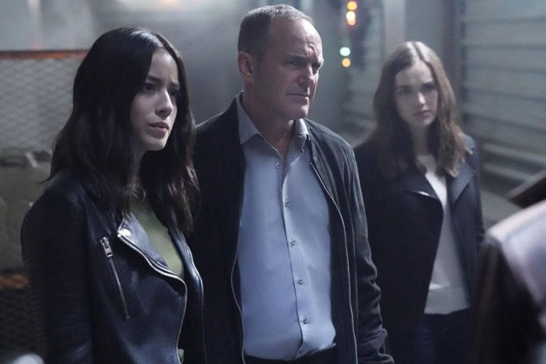 Aquí el teaser de la temporada final de Agents of SHIELD