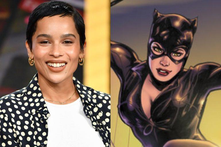 The Batman: Así se cuida Catwoman durante la cuarentena