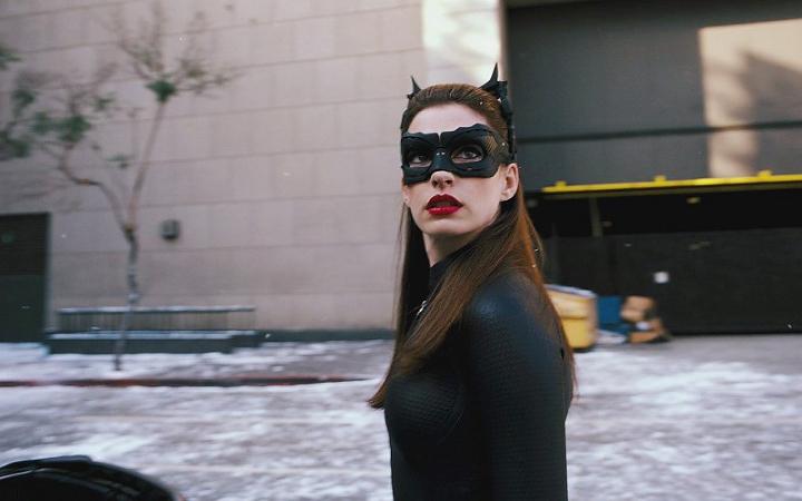 Anne Hathaway buscó el papel de Harley Quinn en The Dark Knight Rises