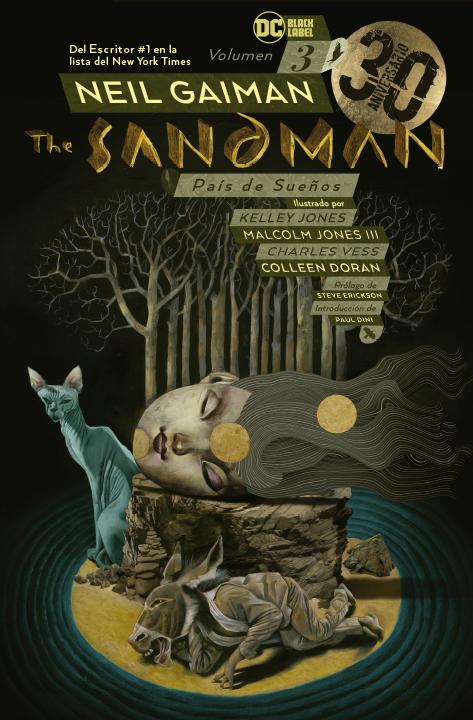 The Sandman Vol. 3: País de Sueños 30 Aniversario