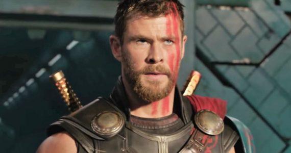 En esta cuarentena Thor será tu instructor en el entrenamiento