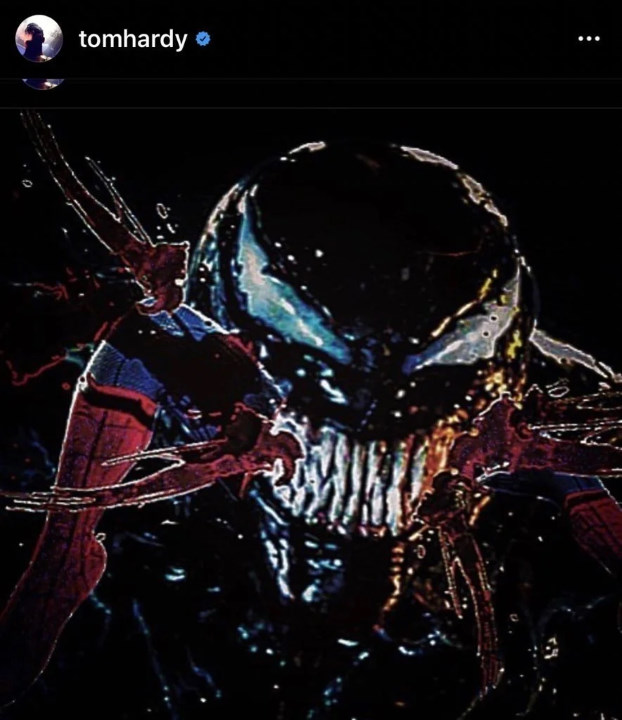 ¿Tom Hardy anunció a Spider-Man en Venom 2: Let The Be Carnage?
