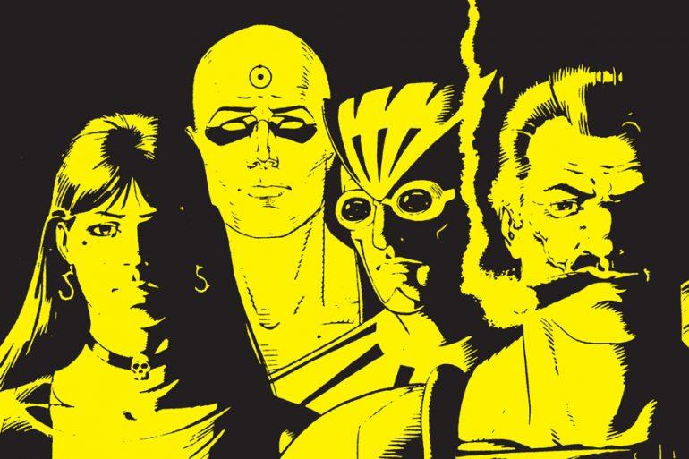 """Comenzó con Bob Dylan"": Dave Gibbons habla del origen de Watchmen"