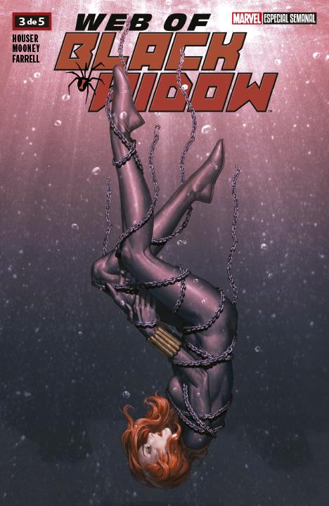 Web of Black Widow #3