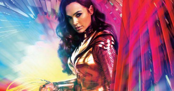 El poder no falta en las nuevas imágenes de Wonder Woman 1984