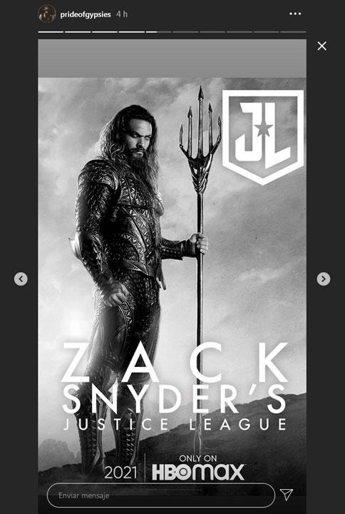 Así reaccionó el elenco de Justice League al anuncio del Snyder Cut
