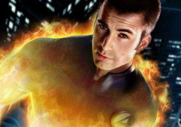 Así consiguió Chris Evans el papel de Human Torch en Fantastic Four