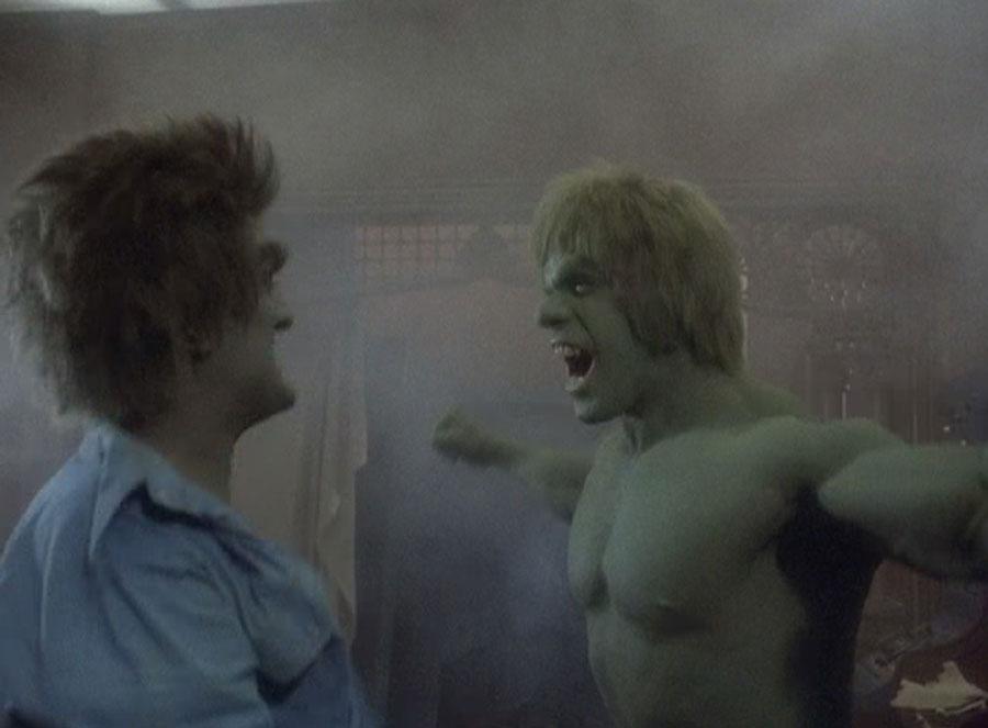 Cuando The Incredible Hulk enfrentó al Primer Hulk