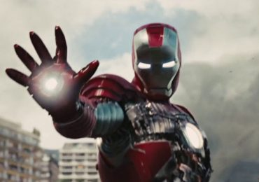 Impresionante armadura portátil para Iron Man 2 que no se utilizó
