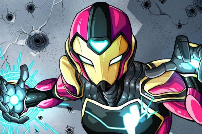 Marvel Studios planea desarrollar una serie de Ironheart
