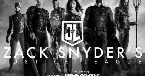 ¡Oficial! HBO Max lanzará el corte de Zack Snyder de Justice League
