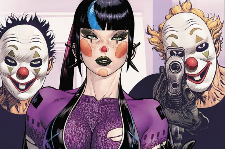 Los mejores cosplay de Punchline, la nueva aliada de Joker