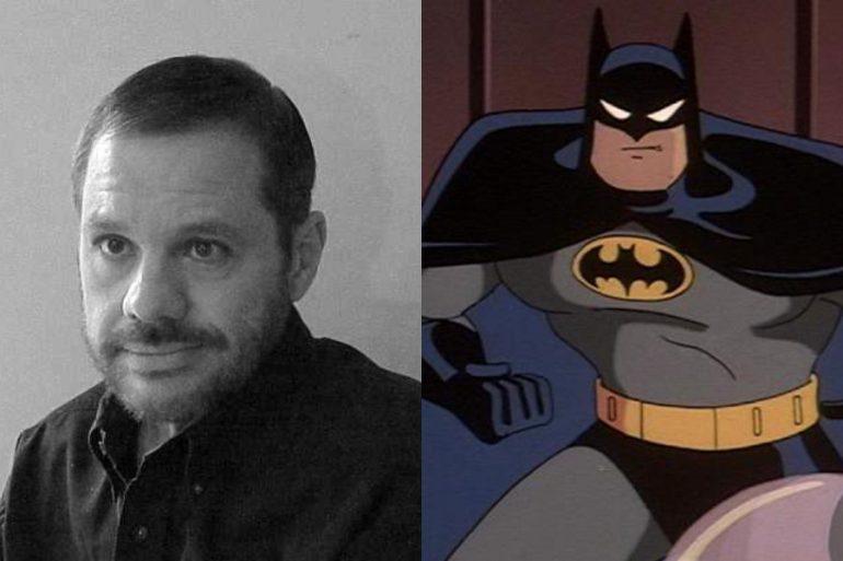 Murió Marty Pasko, escritor de Batman: The Animated Series