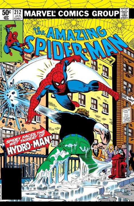 Arte conceptual de Spider-Man: Far from Home con otro Hydro-Man. Lejos de Casa, spiderman, spider man, hombre araña