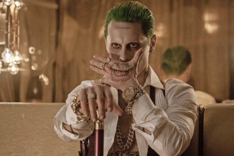David Ayer comparte foto inédita de Joker en Suicide Squad