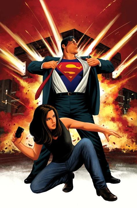 Superman Action Cómics: Levithan Asciende – reseña y crítica