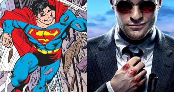 Charlie Cox estuvo cerca de ser Superman, revela Mark Millar