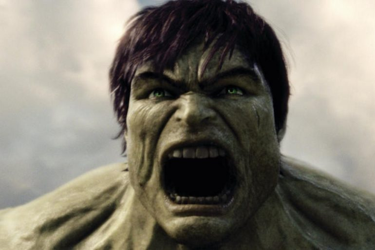 La escena postcréditos de The Incredible Hulk ¡Fue completamente improvisada!
