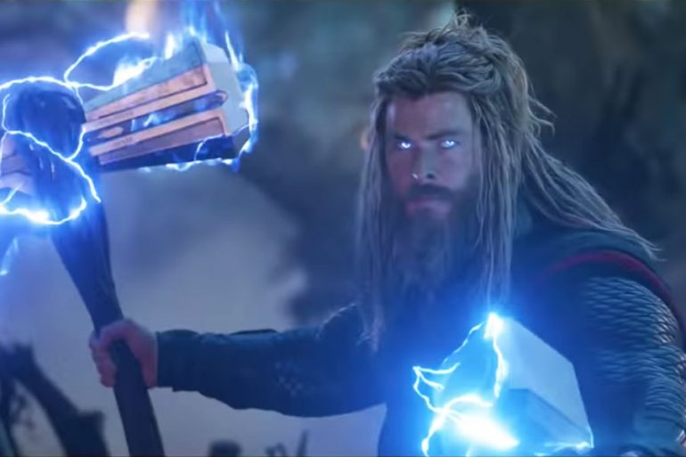 Chris Hemsworth te invita a la premier de Thor: Love and Thunder