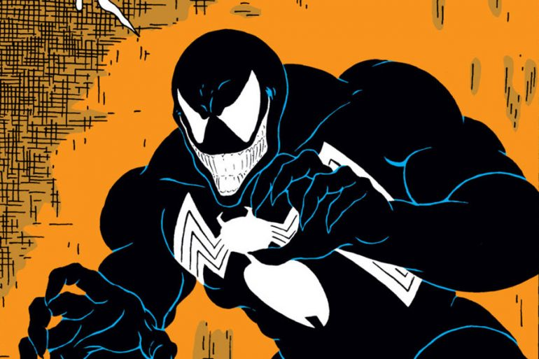 Todd McFarlane encuentra un original de la primera aparición de Venom