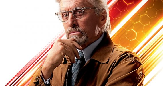 Michael Douglas anticipa grandes noticias para Ant-Man 3