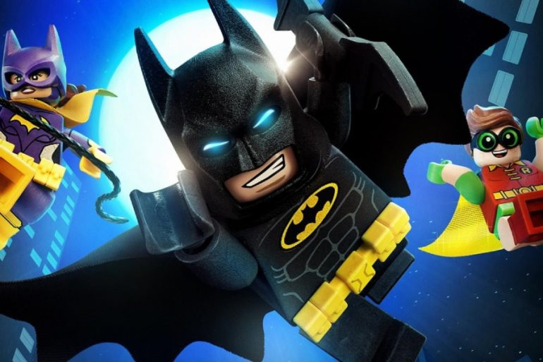 Lego Batman se une a la lucha en contra del Coronavirus