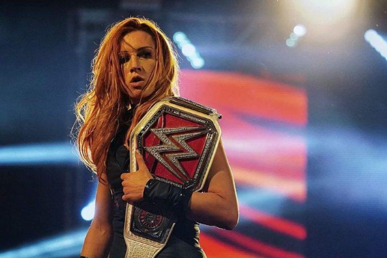 Becky Lynch se uniría a una nueva película de Marvel