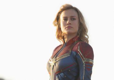 Así eran los primeros diseños del traje de Captain Marvel