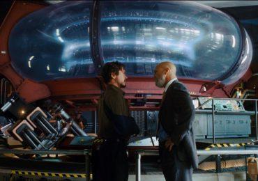 Arte conceptual de Iron Man revela aspecto del Reactor Arc