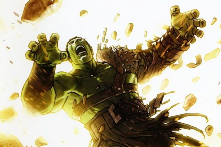 ¡A pelear! Conoce Planet Hulk en cinco rounds