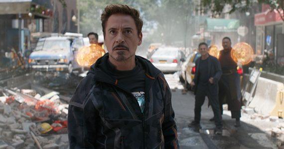 Robert Downey Jr. se suma a la lucha contra el Coronavirus