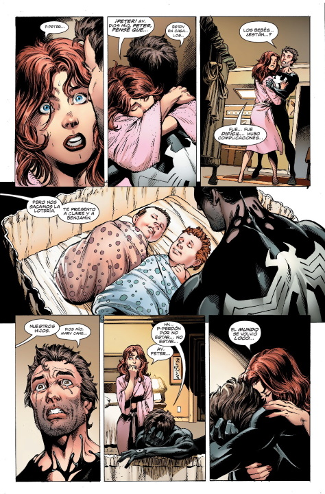 Entrevista a Chip Zdarsky por Spider-Man: Historia de Vida. Life Story. spiderman. Spider Man. Hombre Araña