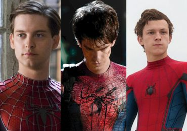 Spider-Man: Into the Spider-Verse casi junta a Tobey Maguire, Andrew Garfield y Tom Holland