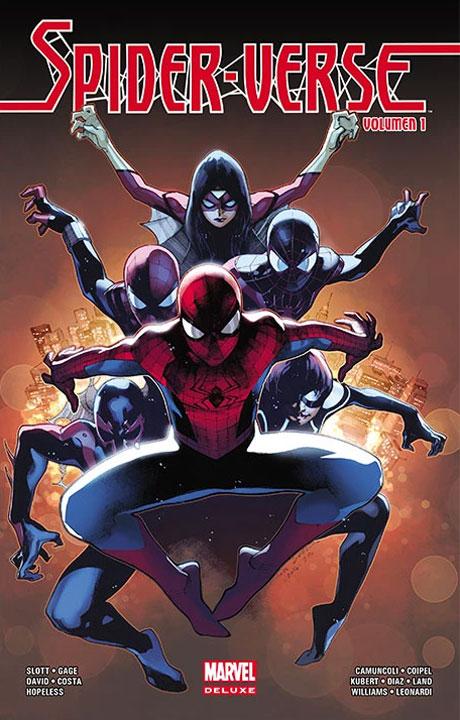 Marvel Deluxe Spider-Verse Vol. 1