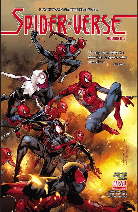Marvel Deluxe Spider-Verse Vol. 2
