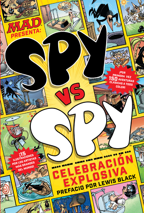 James Gunn estuvo cerca de llevar al cine Spy vs Spy