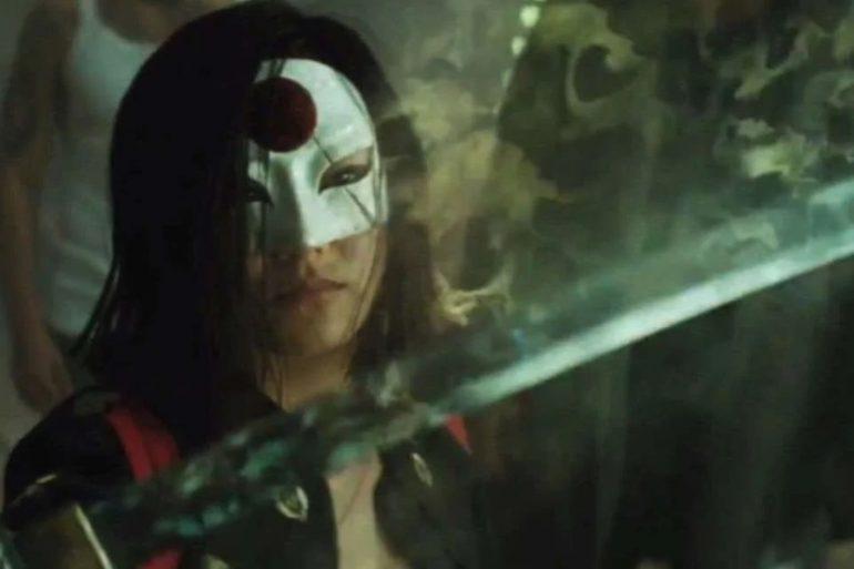 David Ayer revela escena eliminada de Katana en Suicide Squad
