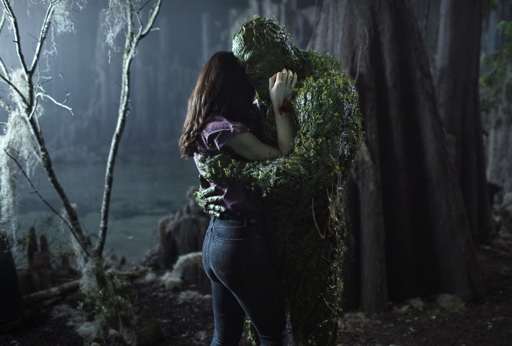 ¿Swamp Thing tendrá segunda temporada en The CW?