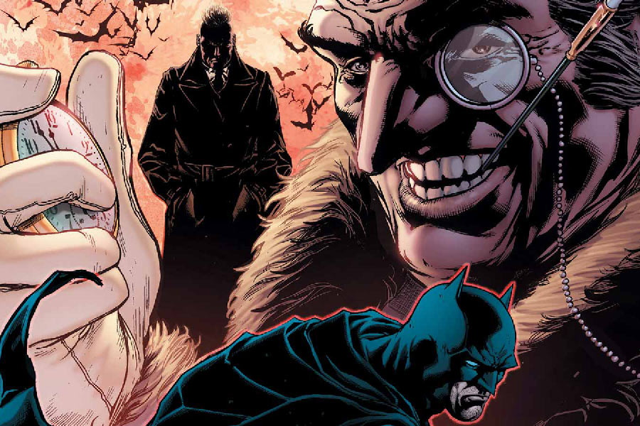 Colin Farrell habla de su versión del Penguin en The Batman