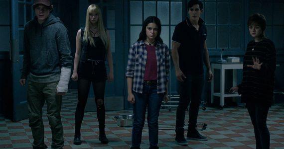 The New Mutants si se estrenará en las salas de cine