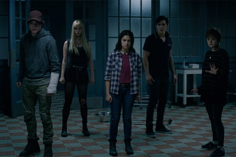 The New Mutants presenta fotografías inéditas, previo a su estreno