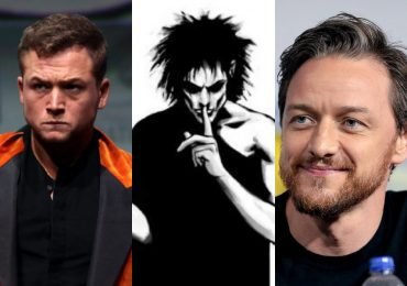 James McAvoy y Taron Egerton encabezan el elenco de voces de The Sandman