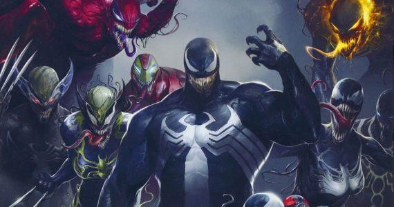 Así podría ser el Venomverse en el cine de Sony… según un fan art